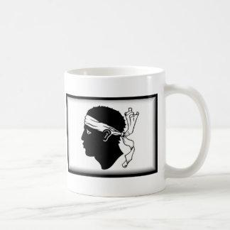 Drapeau de la Corse Mugs À Café
