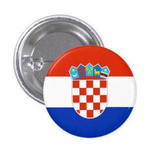 Drapeau de la Croatie Pin's
