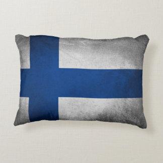 Drapeau de la Finlande - coussin