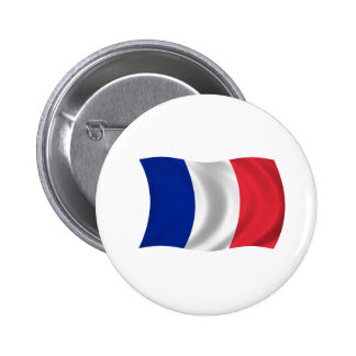 Drapeau de la France Badge