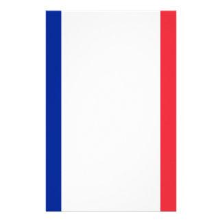 drapeau france papier lettre papier lettre drapeau france personnalis. Black Bedroom Furniture Sets. Home Design Ideas