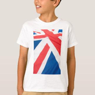 Drapeau de la Grande-Bretagne T-shirt