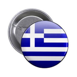 Drapeau de la Grèce Pin's