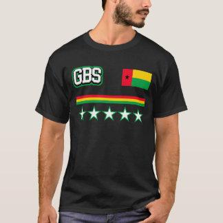 Drapeau de la Guinée-Bissau T-shirt