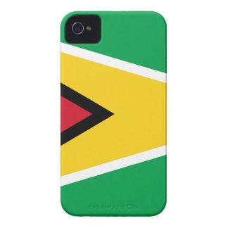 Drapeau de la Guyane Coques iPhone 4