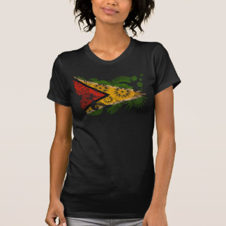 Drapeau de la Guyane T-shirt