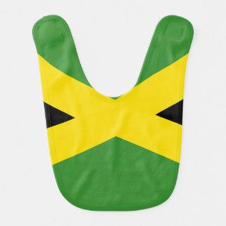 Drapeau de la Jamaïque Bavoir