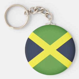 Drapeau de la Jamaïque Porte-clés