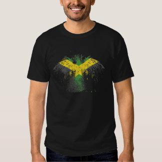 drapeau de la Jamaïque T-shirts