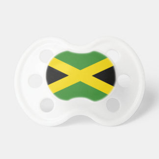 Drapeau de la Jamaïque Tétines Pour Bébé