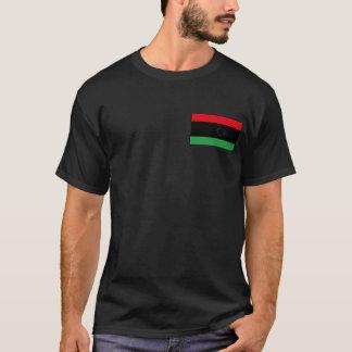 Drapeau de la Libye T-shirt