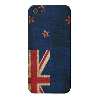 Drapeau de la Nouvelle Zélande Coque iPhone 5