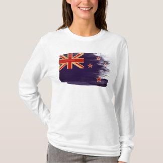Drapeau de la Nouvelle Zélande T-shirt