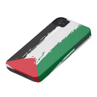 Drapeau de la Palestine - art Coques iPhone 4