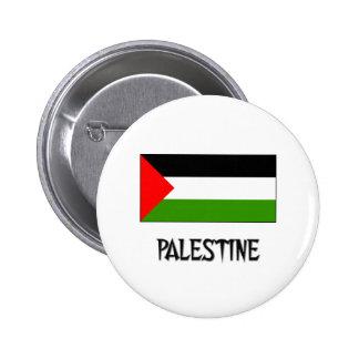 Drapeau de la Palestine Badges