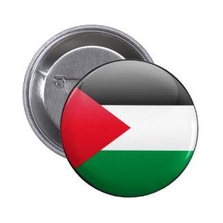 Drapeau de la Palestine Badge Avec Épingle