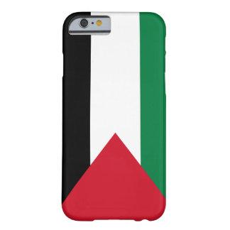 Drapeau de la Palestine Coque Barely There iPhone 6