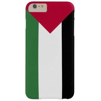 Drapeau de la Palestine Coque iPhone 6 Plus Barely There