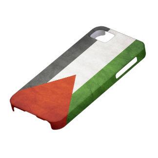 Drapeau de la Palestine - grunge Étuis iPhone 5