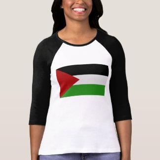 Drapeau de la Palestine T-shirt