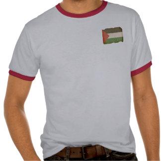 Drapeau de la Palestine T-shirts