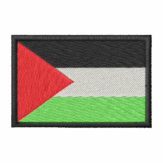 Drapeau de la Palestine Vestes De Sport Brodées