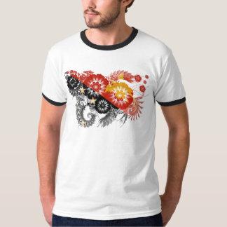 Drapeau de la Papouasie-Nouvelle-Guinée T-shirt