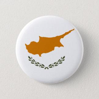 Drapeau de la république de Chypre Badge
