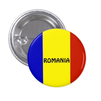 Drapeau de la Roumanie Badges