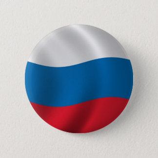 Drapeau de la Russie Badge