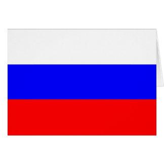 Drapeau de la Russie Cartes