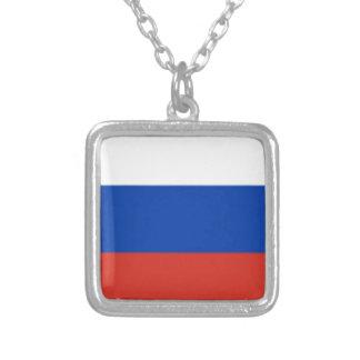Drapeau de la Russie Collier