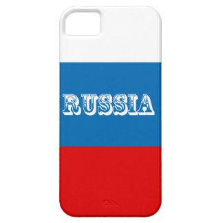 Drapeau de la Russie Coque Case-Mate iPhone 5