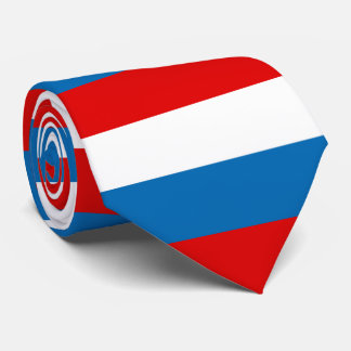 Drapeau de la Russie Cravates