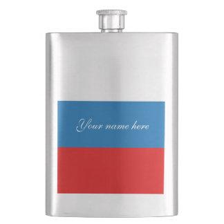 Drapeau de la Russie Fiole