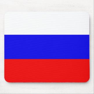 Drapeau de la Russie Tapis De Souris