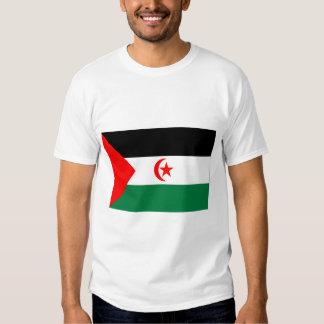 Drapeau de la Sahara occidental T-shirt
