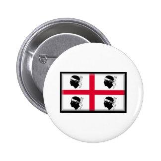 Drapeau de la Sardaigne Badge