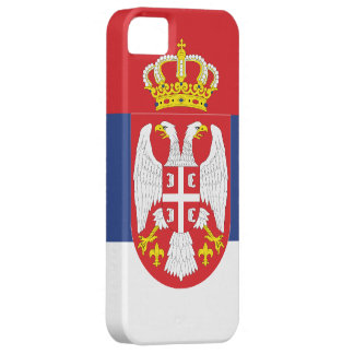 Drapeau de la Serbie Coque Case-Mate iPhone 5