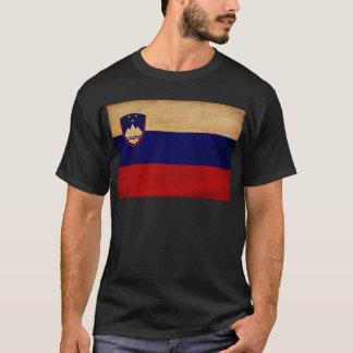 Drapeau de la Slovénie T-shirt