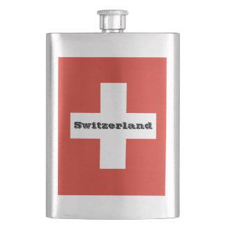 Drapeau de la Suisse Flasque