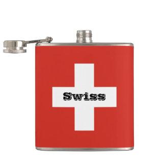 Drapeau de la Suisse Flasques