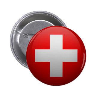 Drapeau de la Suisse Pin's