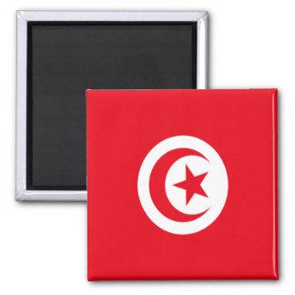 Drapeau de la Tunisie Aimants Pour Réfrigérateur