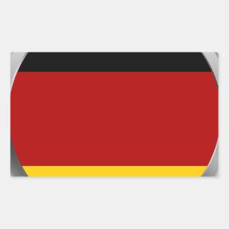 Drapeau Deutschland Autocollants Stickers Drapeau Deutschland