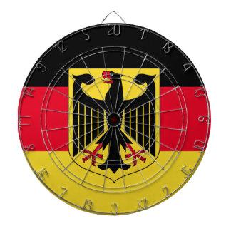 Drapeau de l'Allemagne Jeux De Fléchettes