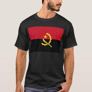 Drapeau de l'Angola - le Bandeira De Angola T-shirt