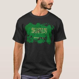 Drapeau de l'Arabie Saoudite T-shirt