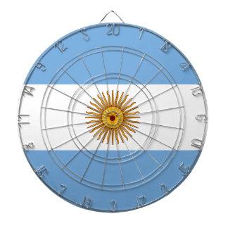 Drapeau de l'Argentine - Bandera Argentine Jeux De Fléchettes