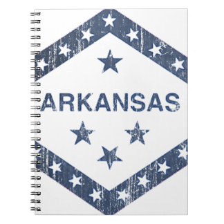 Drapeau de l'Arkansas Carnet